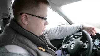 CityTEST. Тест-драйв Шкода Октавия. Test-drive Škoda Octavia.(Тест-драйв всем знакомого и полюбившегося автомобиля. Официальный канал автомобильного портала СитиДром...., 2015-02-06T07:09:14.000Z)