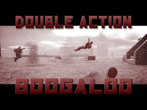 Double Action: Boogaloo (w/ Gassy, Diction, Goldy, Nanners & Sark) [#1]