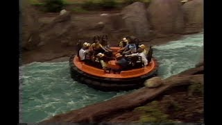 Thunder River debuts at Astroworld, ABC13 newscast from 1980