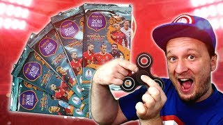PANINI FIDGET SPINNER CHALLENGE WM2018 Road to Adrenalyn XL