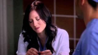 Jackson and Lexie 7x14 Scenes - Grey's Anatomy
