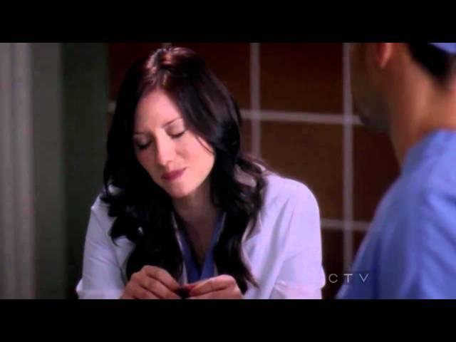 Jackson and Lexie 7x14 Scenes - Grey\'s Anatomy