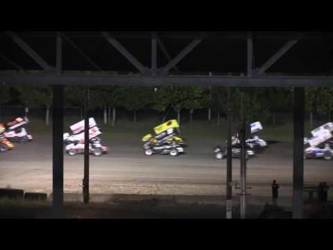 Dominic Scelzi 8-28-16 WoO Main Event Nodak Speedway Minot, ND