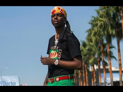 Official: Rapper Young Dolph shot outside landmark Hollywood hotel