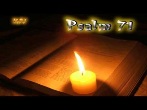 (19) Psalm 71 - Holy Bible (KJV)