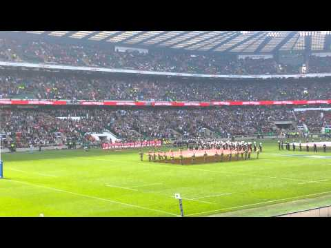 Army vs Navy Twickenham 2015