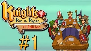 Knights of Pen and Paper +1 Pt-Br Gameplay