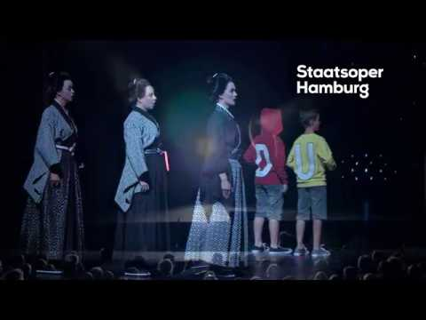 Staatsoper Hamburg -  Die Zauberflöte
