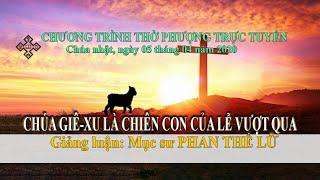 HTTL BẾN TRE - Chương trình thờ phượng Chúa - 05-04-2020