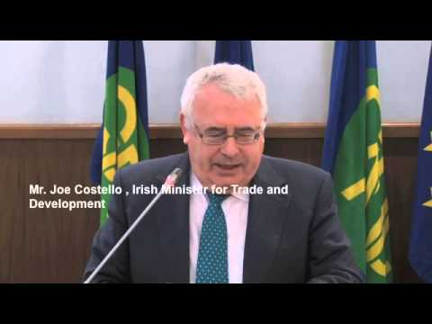 Southern African Development Community (SADC) and European Union Agreement 2013-03-20