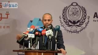 بالفيديو : وزيرالصناعة يفتتح مؤتمر المشروعات الصغيرة ومتناهية الصغر
