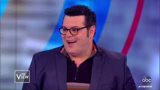 """Josh Gad Discusses New Shows """"Avenue 5"""" and """"Central Park"""" 