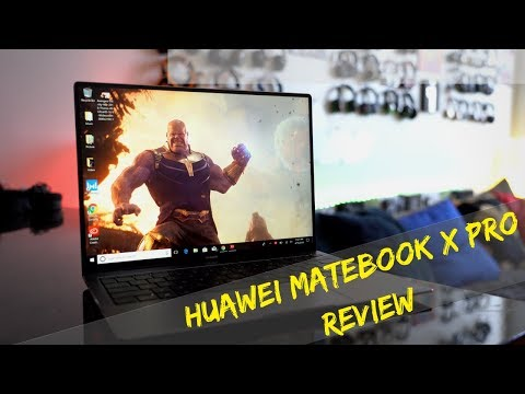Huawei Matebook X Pro: Get this Laptop!!!