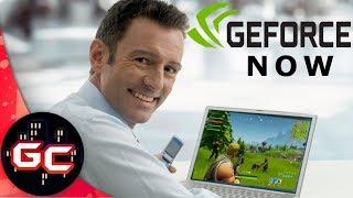 Fortnite, PUBG, etc. auf jedem PC / Laptop spielen - Nvidia GeForce Now (German/Deutsch)