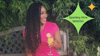 Sparkling Wine Mimosa