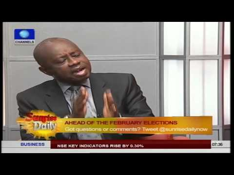 Selective Application Of Law Causing Nigeria's Challenges - Lawyer - part 1