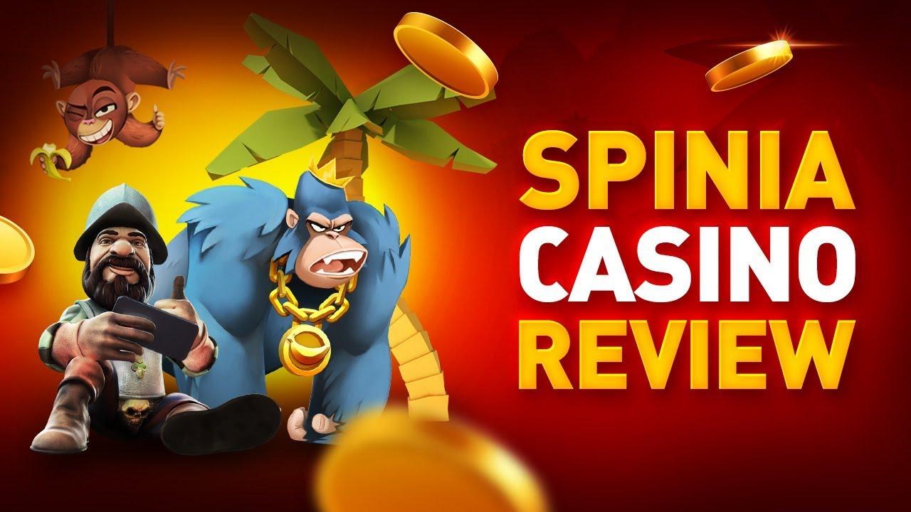 Spinia Casino :