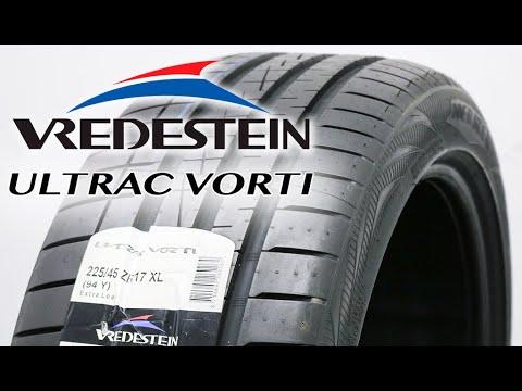 Vredestein Ultrac Vorti /// обзор