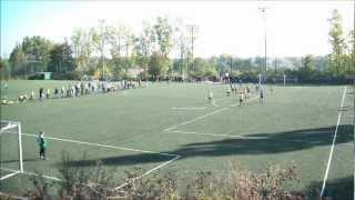 TS Polonia Bytom - Ruch Radzionków 2002, 30 Wrzesień 2012, 0 - 3 Poganiec Mateusz