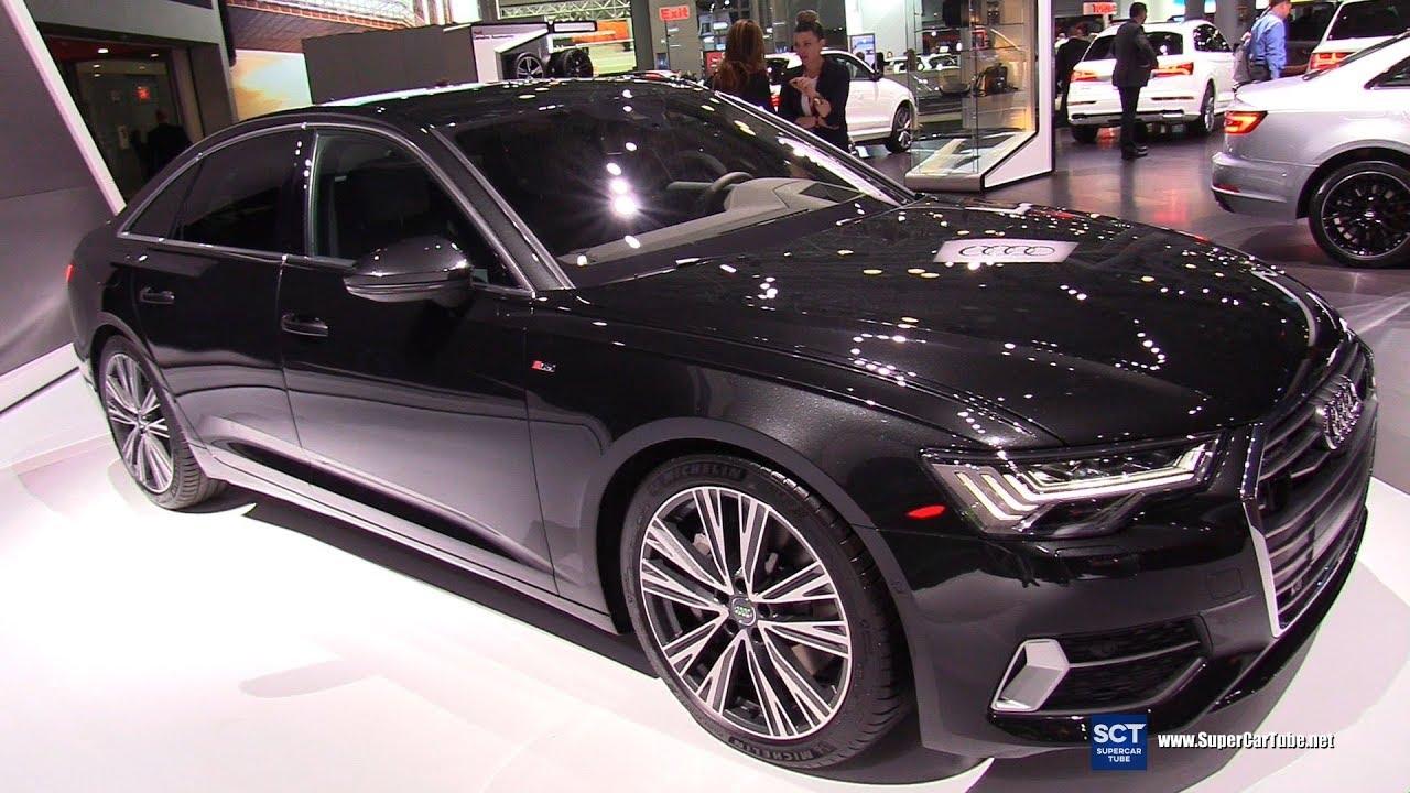2019 Audi A6 55T Quattro - Exterior and Interior ...