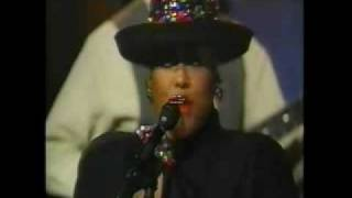 Phyllis Hyman Doing Her Thing with Arsenio Hall Pt 1