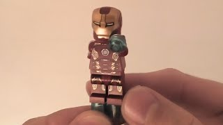 Lego Avengers Iron Man VS Ultron 76029 Marvel Super Heroes Unboxing and Review