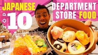 Japanese Department Store Food Tour at Shibuya Scramble Square