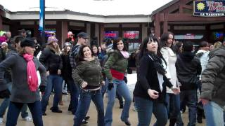 Sundance 2011 Flash Mob Dance