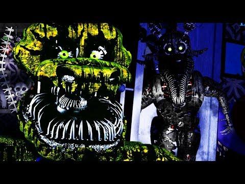 FNAF 4 2.0?    Five Nights at Freddys Nightmare Nights (Demo)