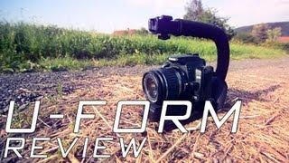 Review: 20€ U-Form Kamerahenkel für kreative Videoaufnahmen