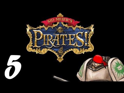Let's Play Sid Meier's Pirates! - Episode 5 - Treasure Hunt