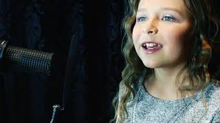 Perfect - Ed Sheeran Cover by 10-Year-Old