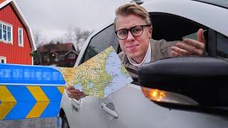 Var i Sverige är vi? (Geoguessr IRL)