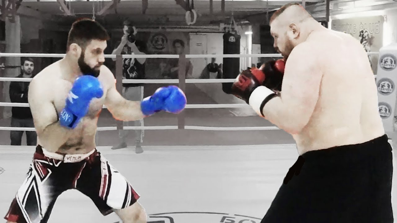 Дацик против МС по боксу Артура Шапиева / Никто не ожидал такого бокса