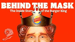 The Inside Story of The Burger King | Behind the Mask | Cannes Lions