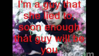 Voltaire - ...About A Girl (Lyrics Video)