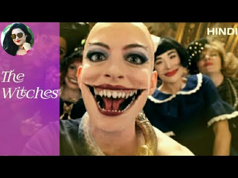 Download The Witches (2020) Full Movie Explained in Hindi | Dark Fantasy Comedy Adventure |Hollywood