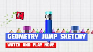 Geometry Jump Sketchy · Game · Gameplay