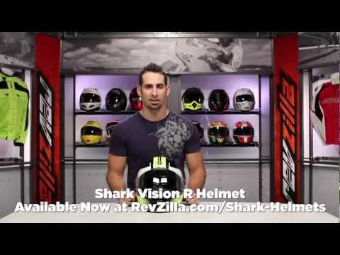 Shark Vision-R Helmet Review At RevZilla.com