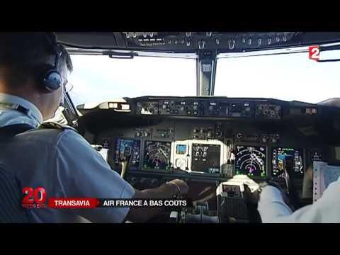 Travailler chez Transavia PNC PNT
