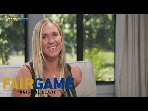 Pro Surfer and Shark Attack survivor Bethany Hamilton: I wouldn't change a thing | FAIR GAME