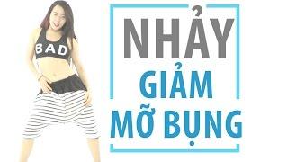 Điệu nhảy giảm mỡ bụng | Hana Giang Anh | Workout #18