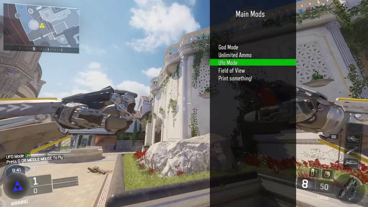 Release - Black Ops 3 GSC Mod Menu Base by CabCon | Simple +