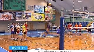 Збірна України з волейболу готується у Черкасах до чемпіонату Європи