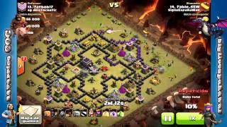 SigiloEspañaWar VS SG Aristocratic | Cortando Rachas | Clash of Clans