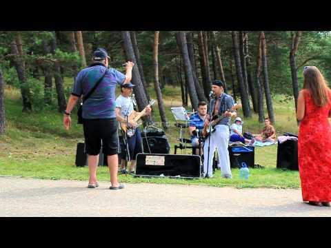 Night Taxi Band Saulkrasti 12.07.2013 -  zemenes