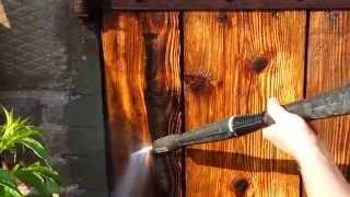 Strukturyzacja drewna czyli jak prosto i tanio postarzyć drewno