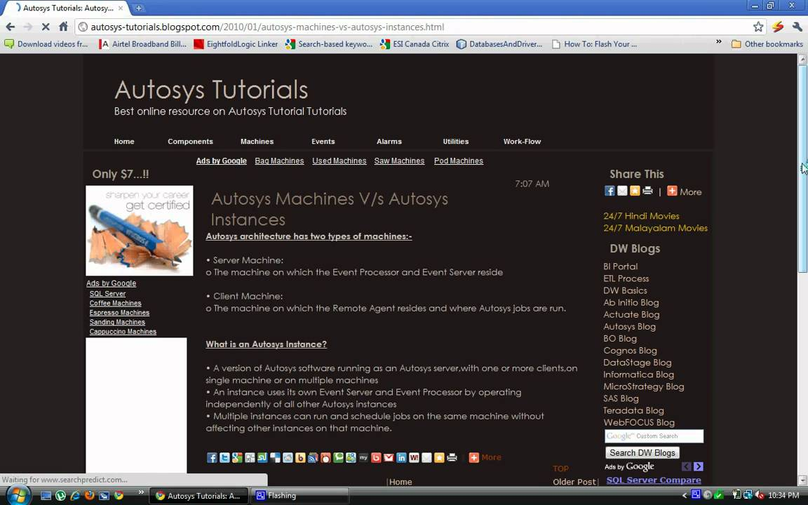 Autosys tutorials for beginners youtube.