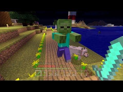 Minecraft Xbox - My New Shop [104]