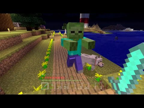 Minecraft Xbox - Fish Me A Dish [103] from YouTube · High Definition · Duration:  24 minutes 27 seconds  · 4,740,000+ views · uploaded on 7/11/2013 · uploaded by stampylonghead